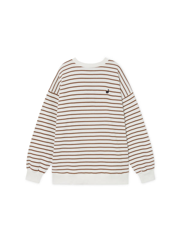 TWOTHIRDS Womens Sweat: Japon - Roof front