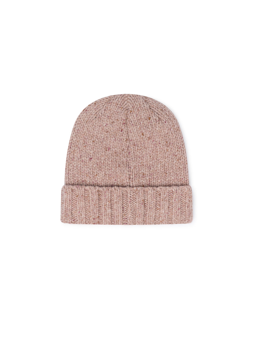 TWOTHIRDS Headwear: Jurma Beanie - Dusty Pink back
