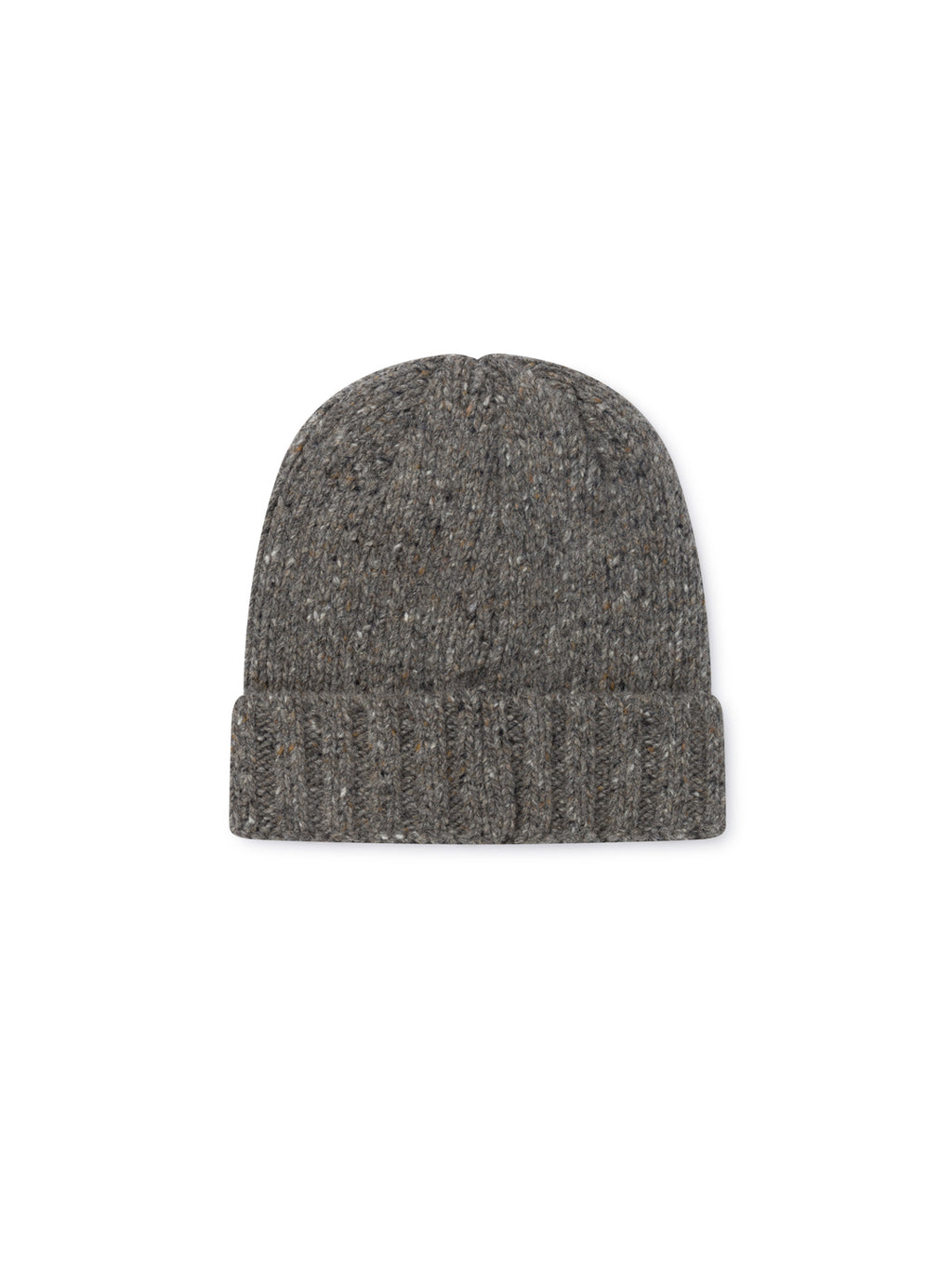 TWOTHIRDS Headwear: Jurma Beanie - Stone Grey back