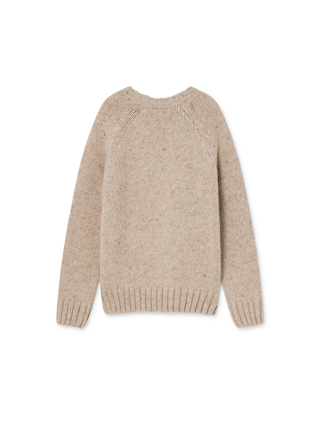 TWOTHIRDS Womens Knit: Jurma - Beige back