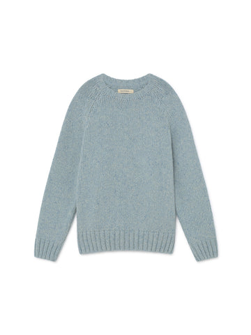 TWOTHIRDS Womens Knit: Jurma - Cloud front