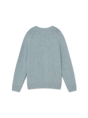 TWOTHIRDS Womens Knit: Jurma - Cloud back