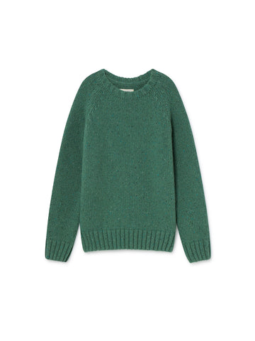 TWOTHIRDS Womens Knit: Jurma - Sage Green front