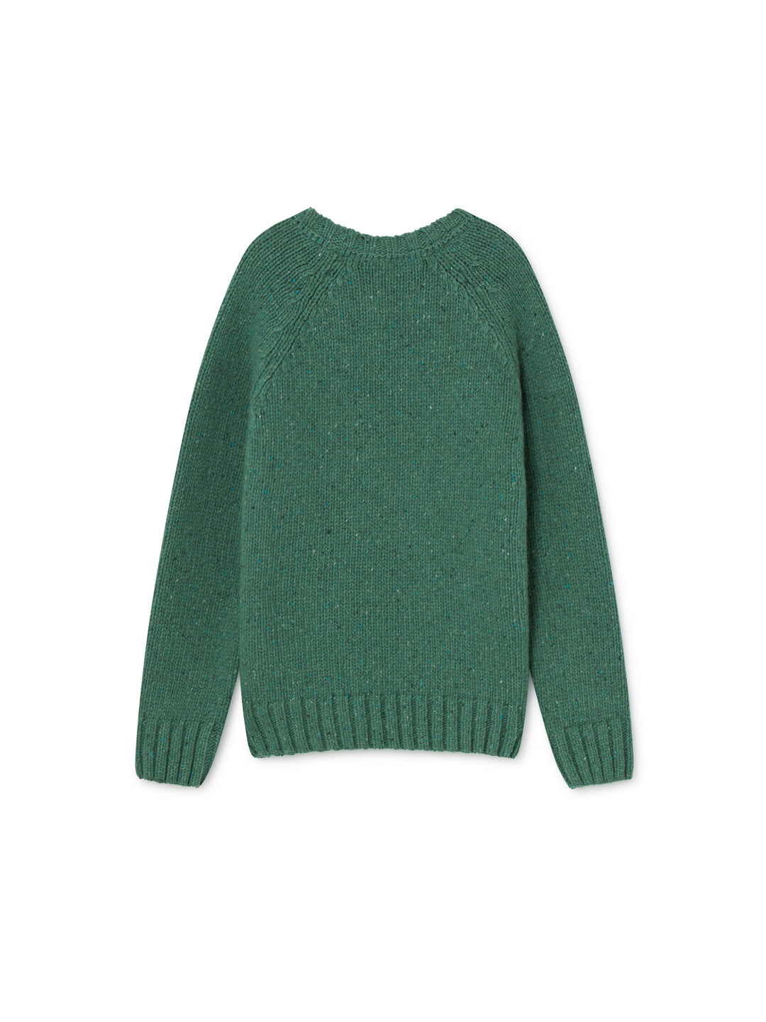 TWOTHIRDS Womens Knit: Jurma - Sage Green back