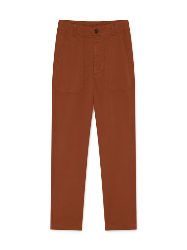 TWOTHIRDS Womens Pants: Kent - Roof front