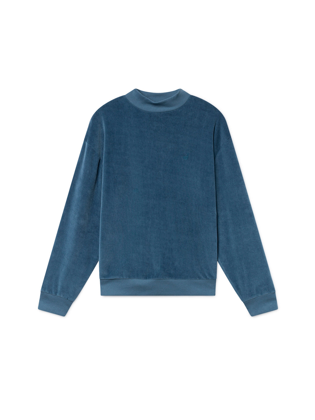 TWOTHIRDS Sweat: Kerguelen - Dusty Blue