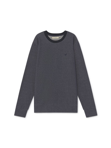 TWOTHIRDS Mens Sweat: Kos - Navy front