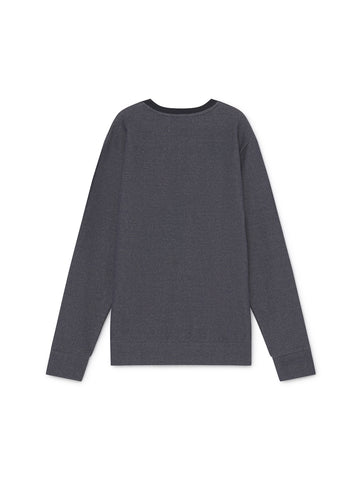 TWOTHIRDS Mens Sweat: Kos - Navy back