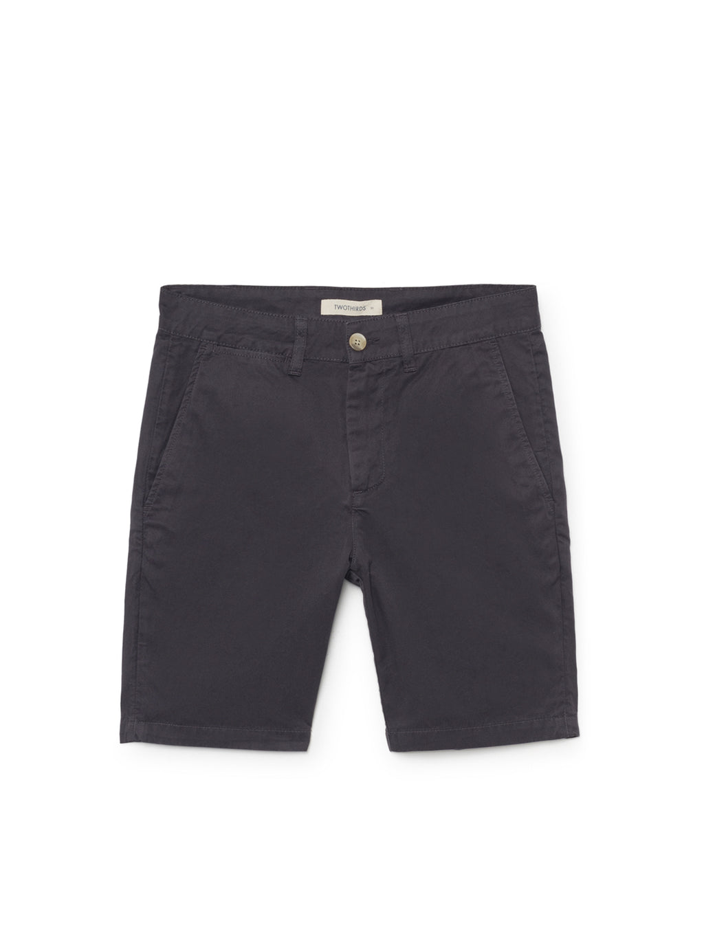 TWOTHIRDS Mens Shorts: La Nave - Blue front