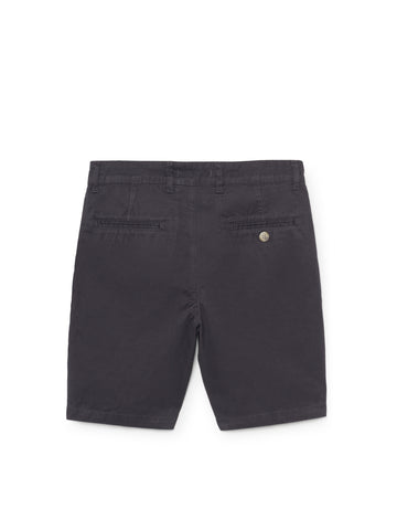 TWOTHIRDS Mens Shorts: La Nave - Blue back