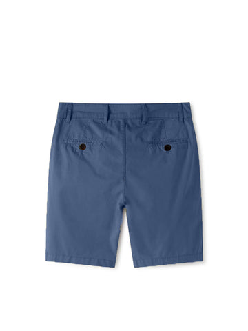 TWOTHIRDS Mens Shorts: La Nave - Ocean back