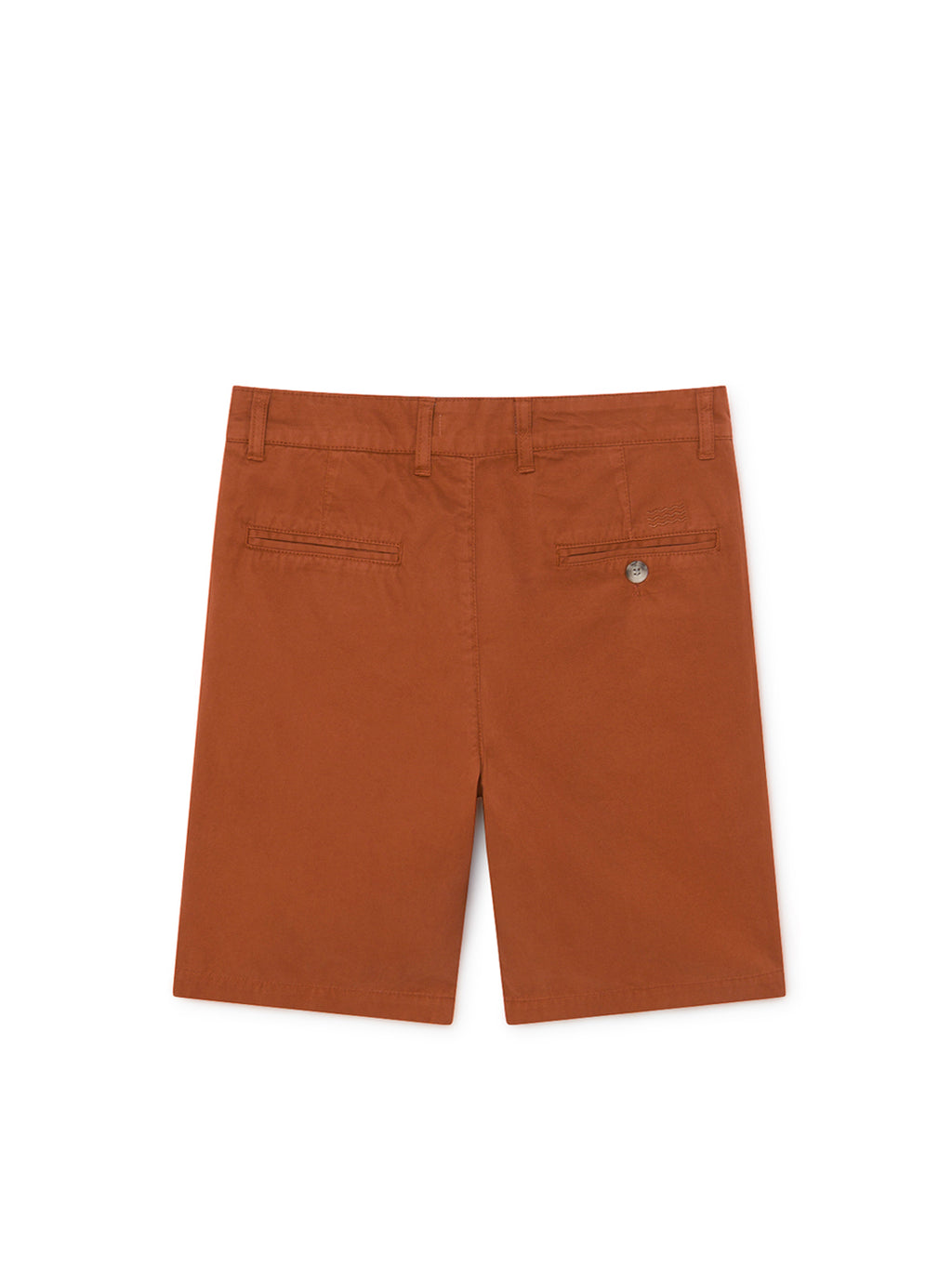 TWOTHIRDS Mens Shorts: La Nave - Roof back
