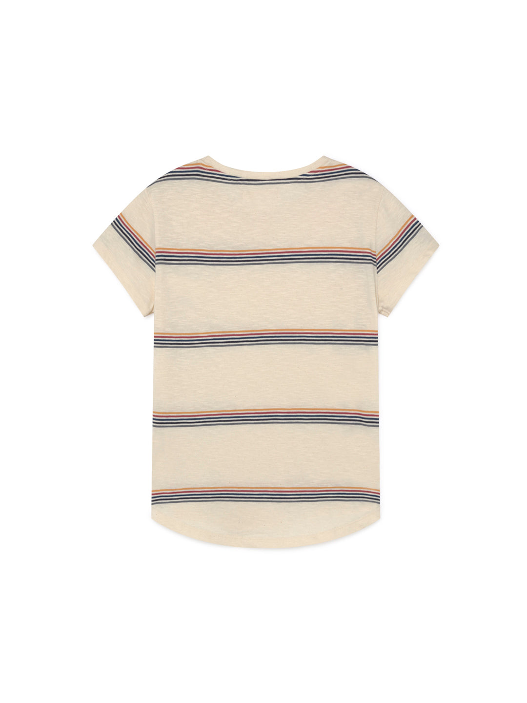 TWOTHIRDS Womens Tee: Leyte - Ecrue back