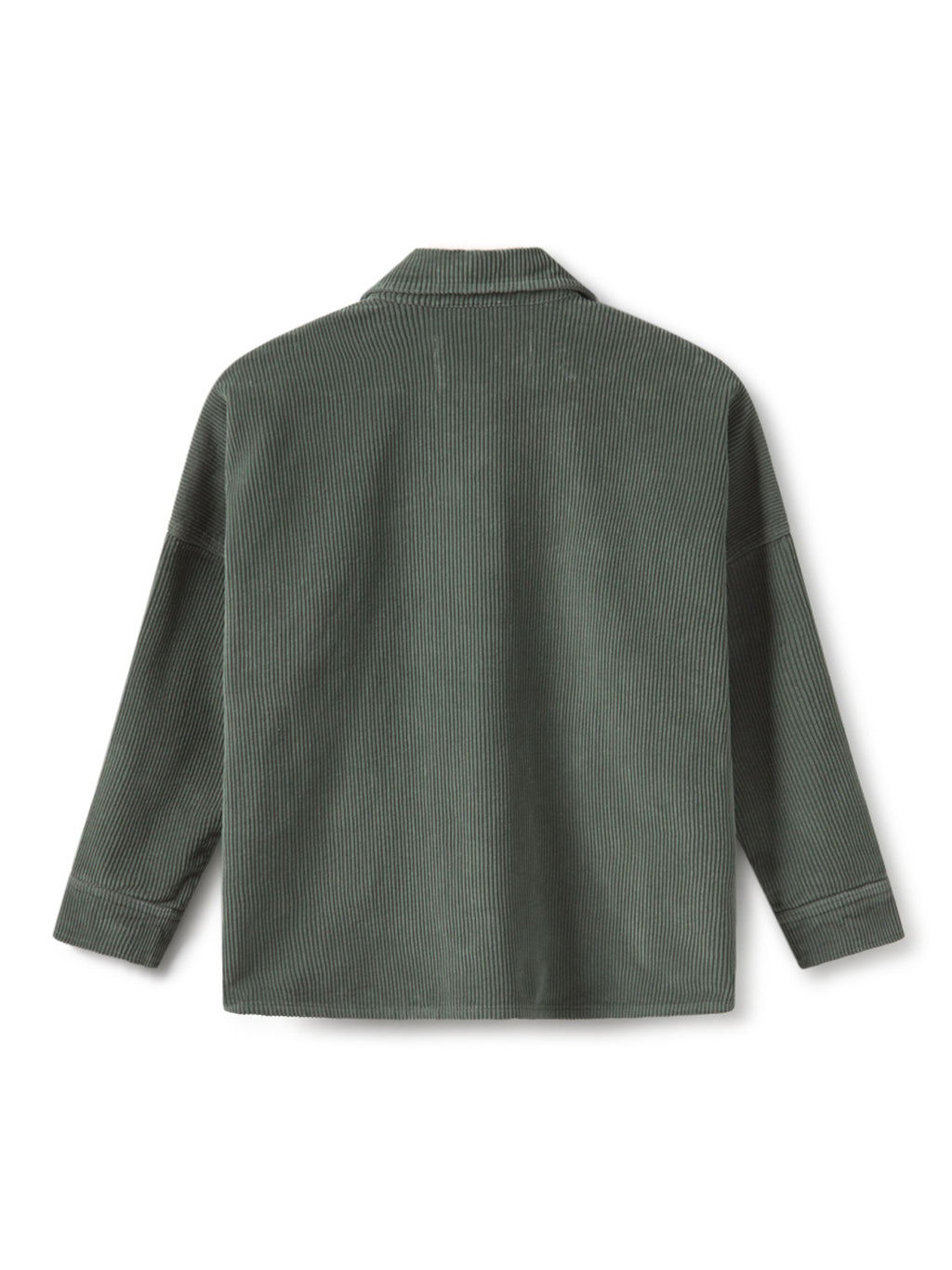 TWOTHIRDS Womens Jacket: Mactan - Washed Green back