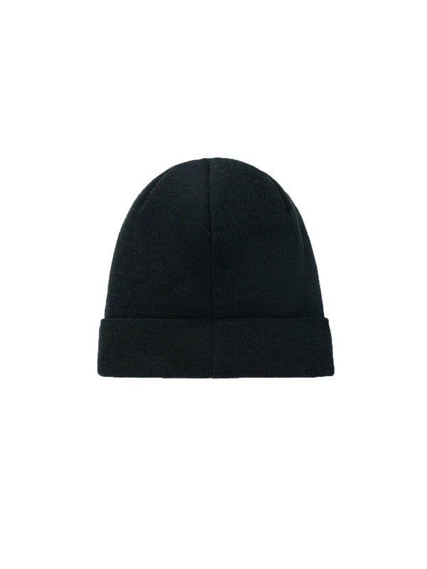 Merino Beanie Man - Dark Green