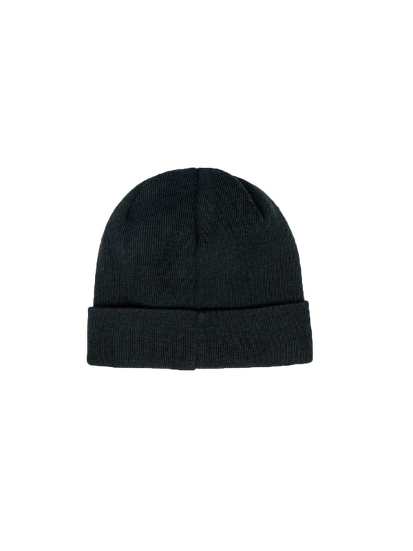 Merino Beanie Woman - Dark Green