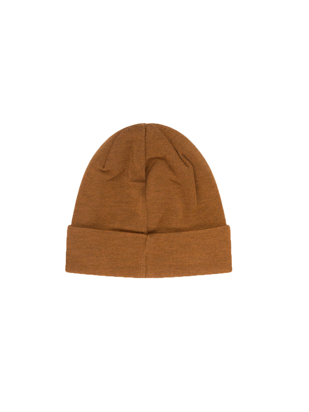 Merino Beanie Woman - Terracotta