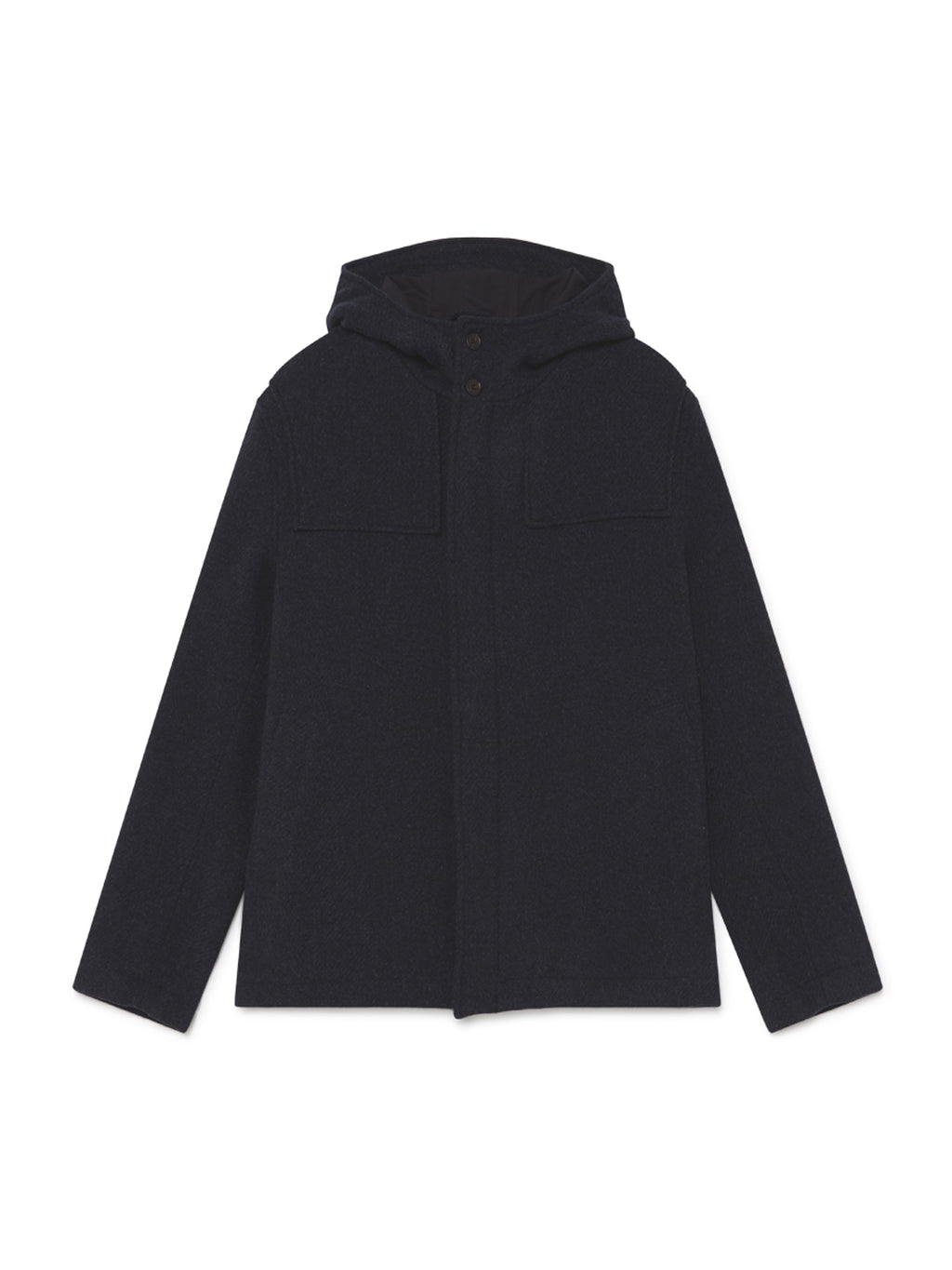 TWOTHIRDS Mens Jacket: Miquelon - Navy front