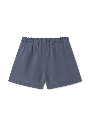 TWOTHIRDS Womens Shorts: Nero - Blue back