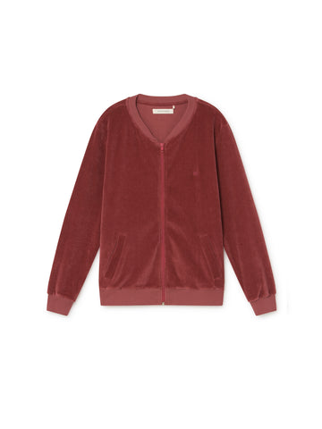 TWOTHIRDS Womens Sweat: Onza - Rose front