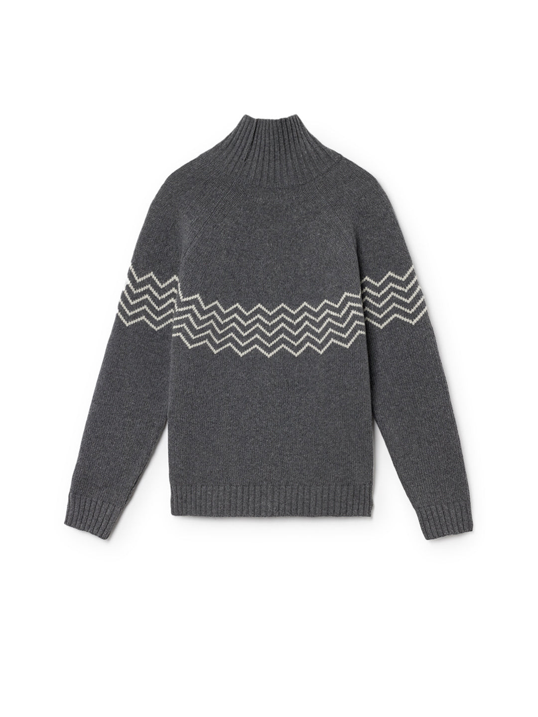 TWOTHIRDS Womens Knit: Ouvea - Grey back