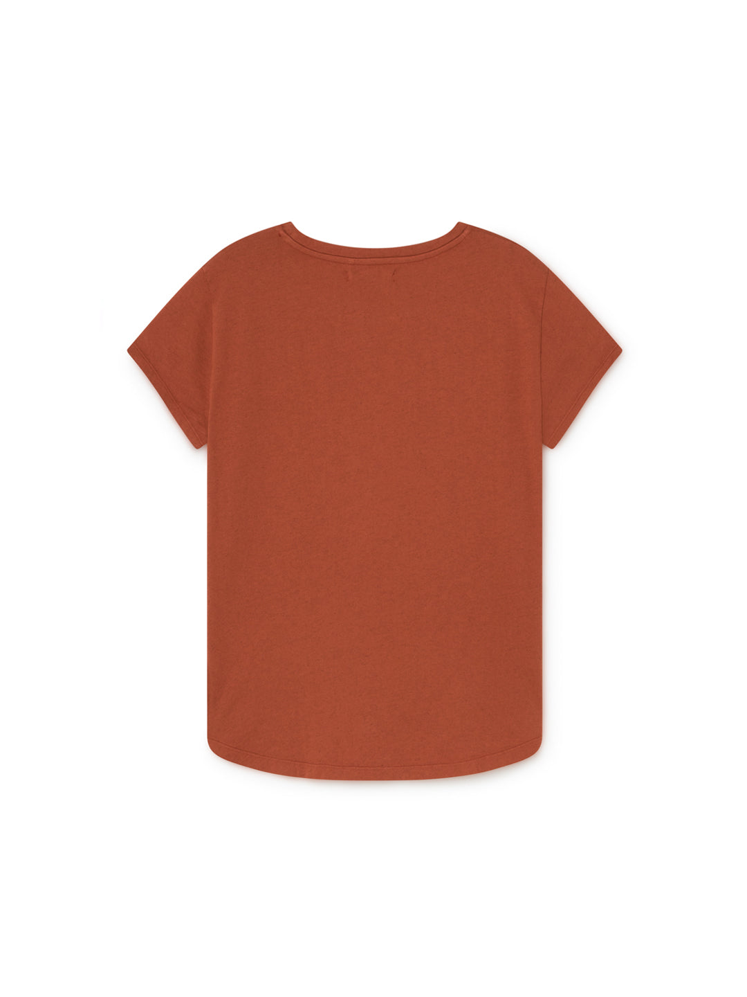 TWOTHIRDS Womens Tee: Pianosa - Picante back