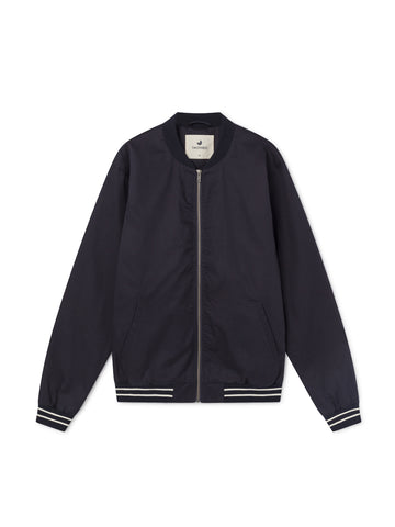 TWOTHIRDS Mens Jacket: Quintano - Navy front