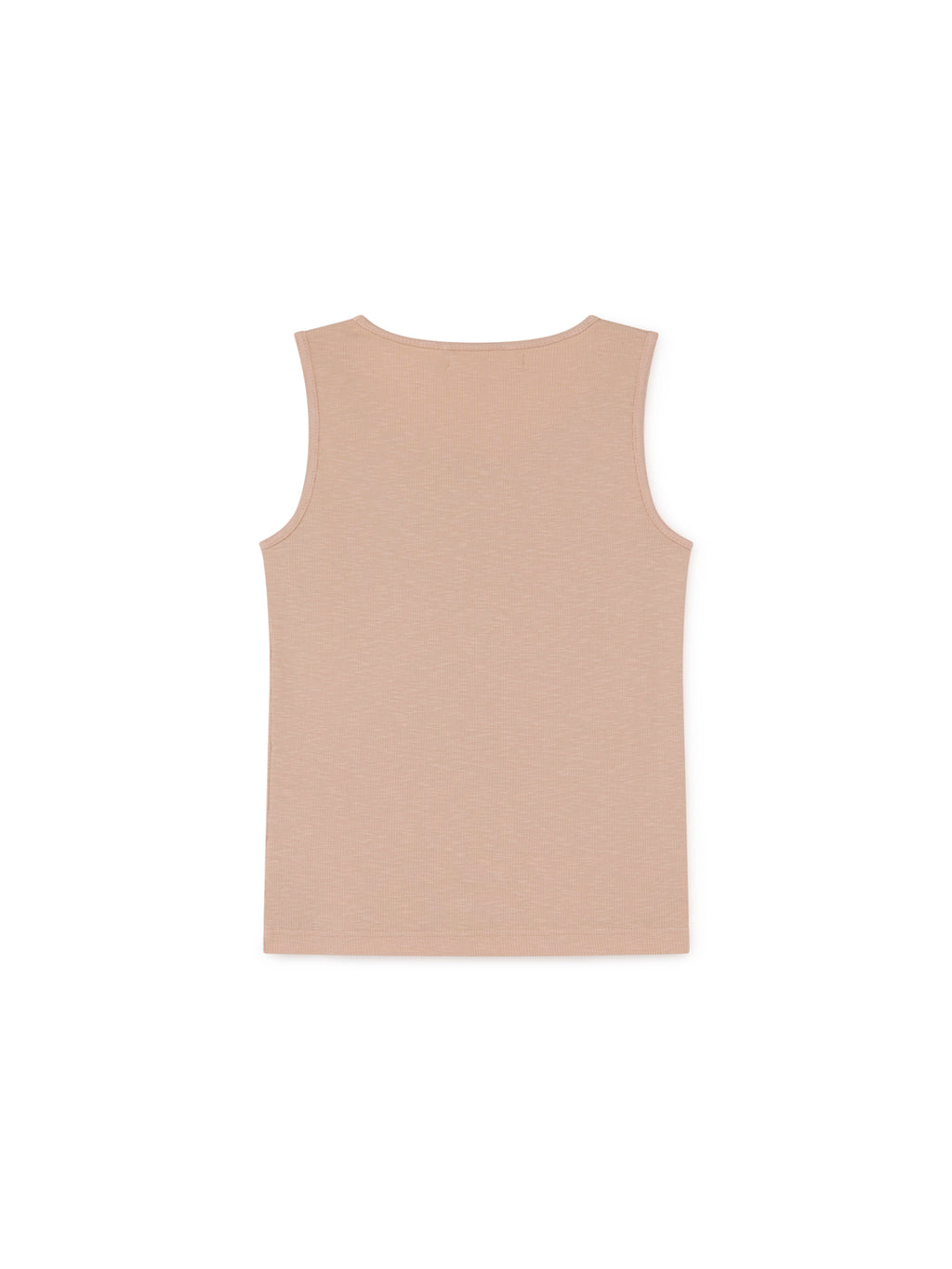 TWOTHIRDS Singlet: Rojas - Pale Pink