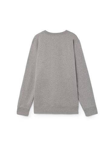 TWOTHIRDS Mens Sweat: Sea You Soon - Grey back