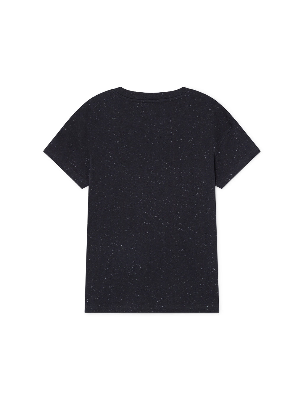 TWOTHIRDS Womens Tee: Sepanggar - Black back