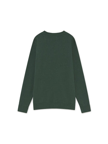 Sepanggar Man Sweatshirt - Dark Green