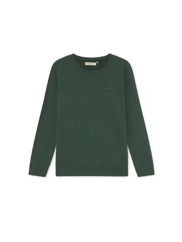 Sepanggar Sweatshirt - Dark Green
