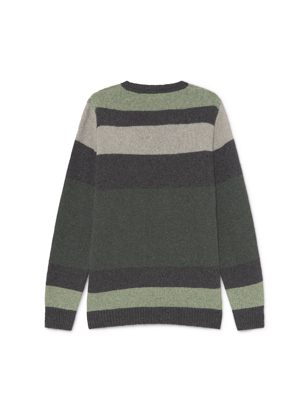 TWOTHIRDS Mens Knit: Siargao - Stripes back