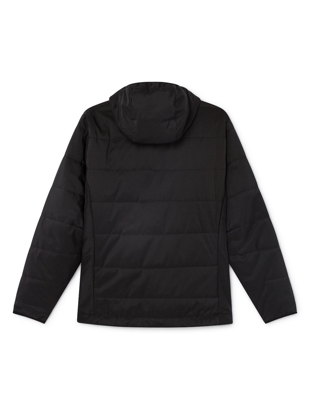 TWOTHIRDS Mens Jacket: Tabarca Men - Black back