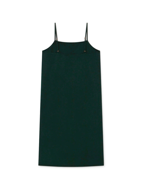 Tablas Dress - Dark Green