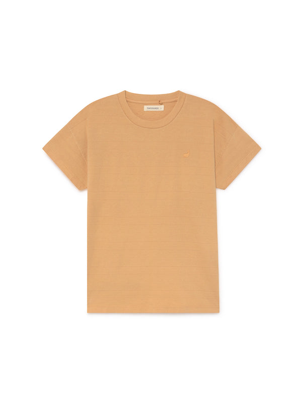 TWOTHIRDS Womens Tee: Tahiti - Sunset front