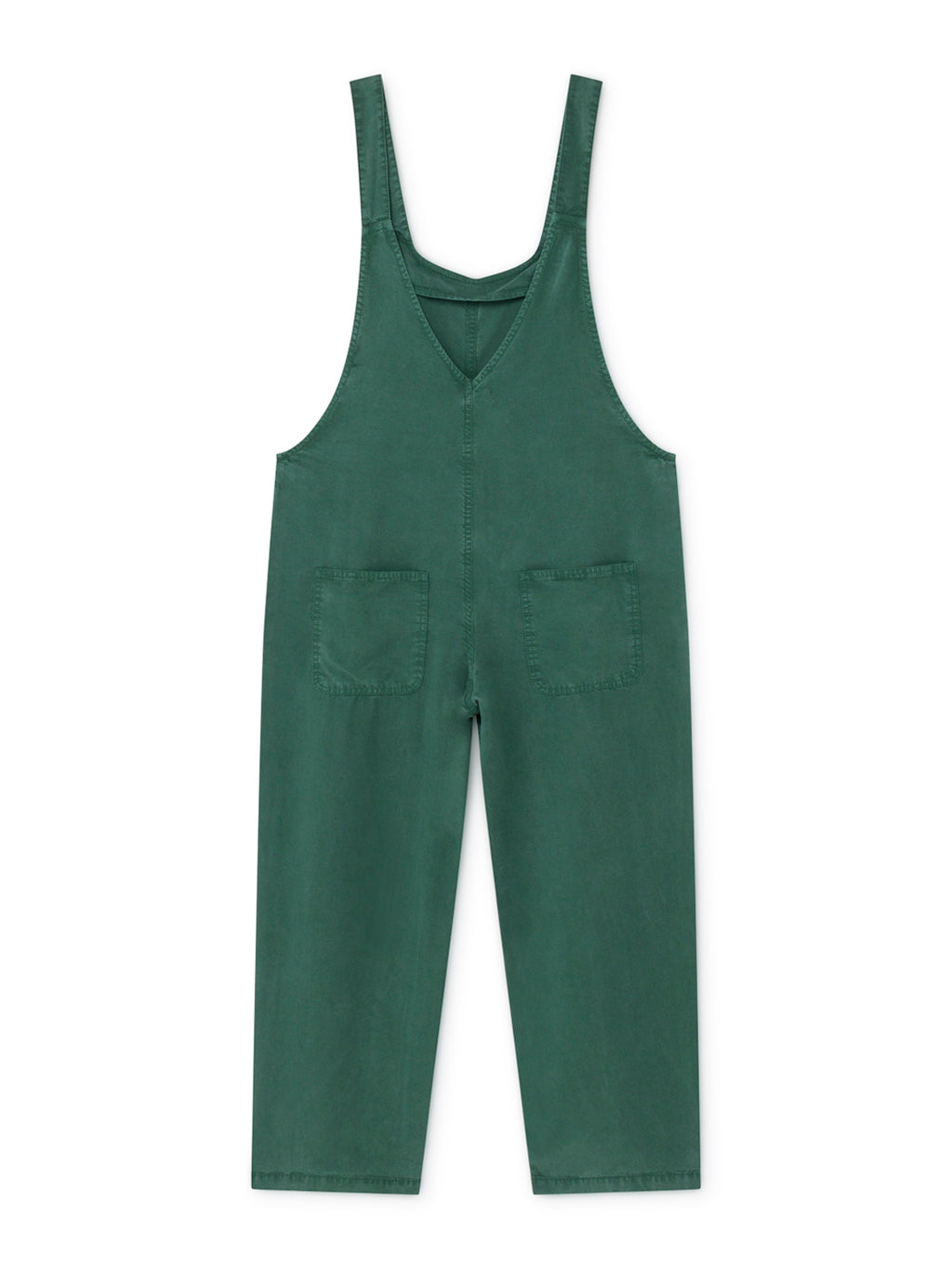 TWOTHIRDS Womens Pants: Teshima - Trekking Green back