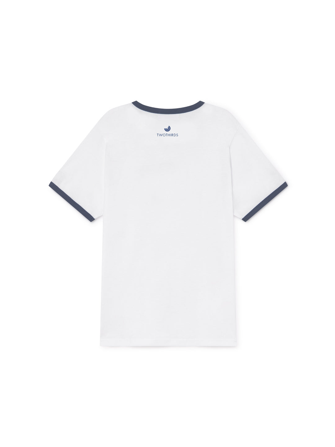 TWOTHIRDS Mens Tee: Thunberg - CO2 back