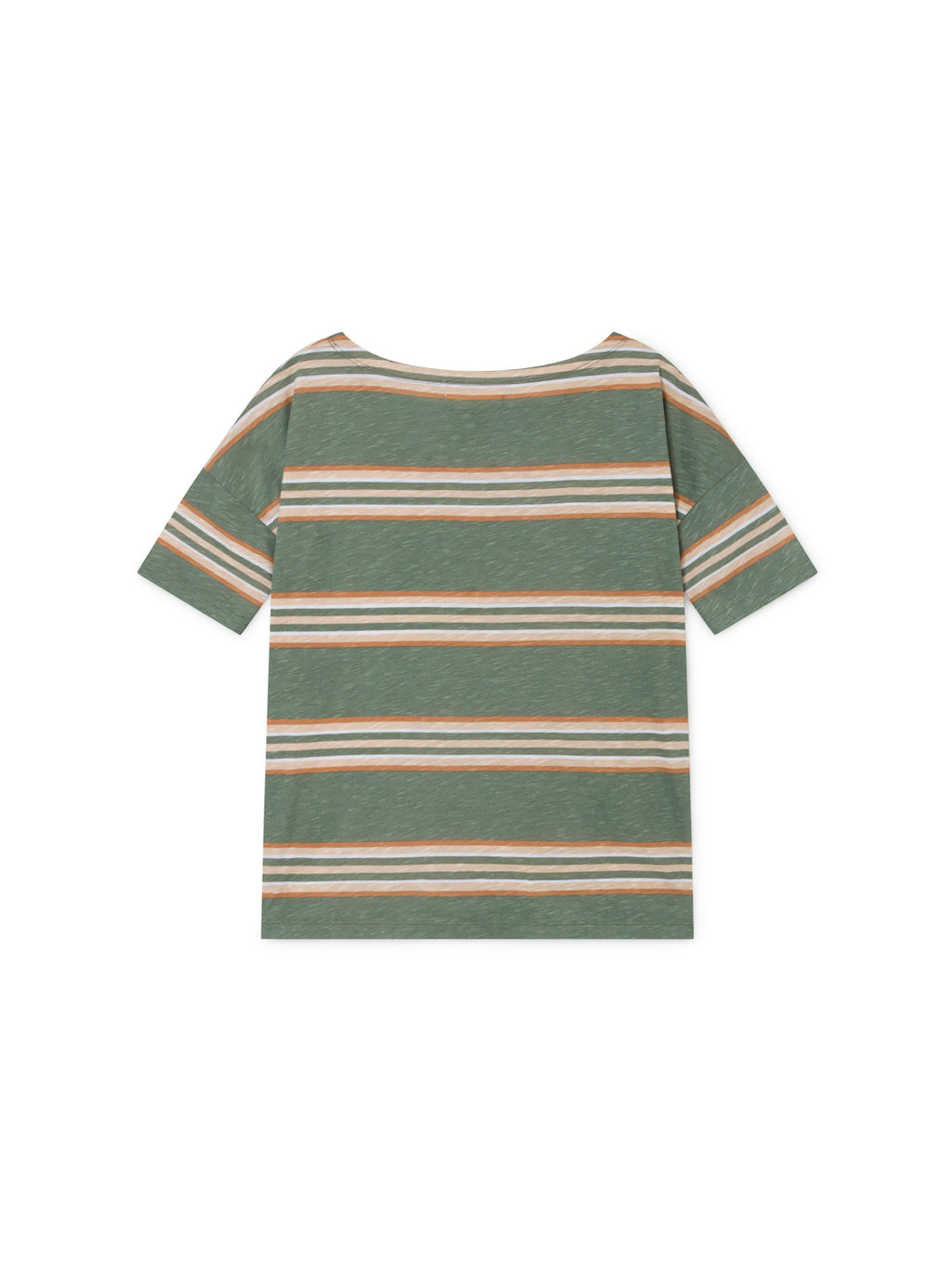 TWOTHIRDS Womens Tee: Toralla - Washed Green back
