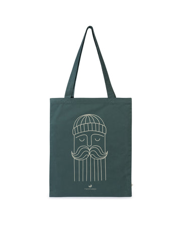 Tote Bag - Milos Green