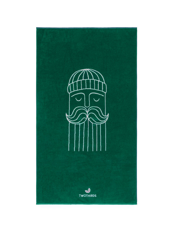 Towel Sailor - Green