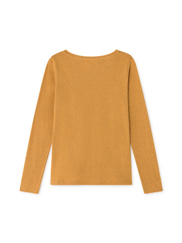 TWOTHIRDS Womens Top: Tubuai - Honey back
