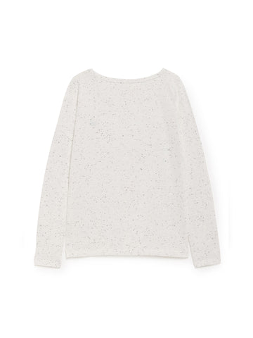 TWOTHIRDS Womens Top: Tubuai - White back