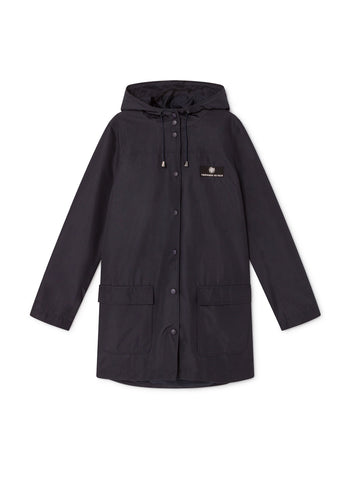 TWOTHIRDS Womens Jacket: Vitoria - Navy front