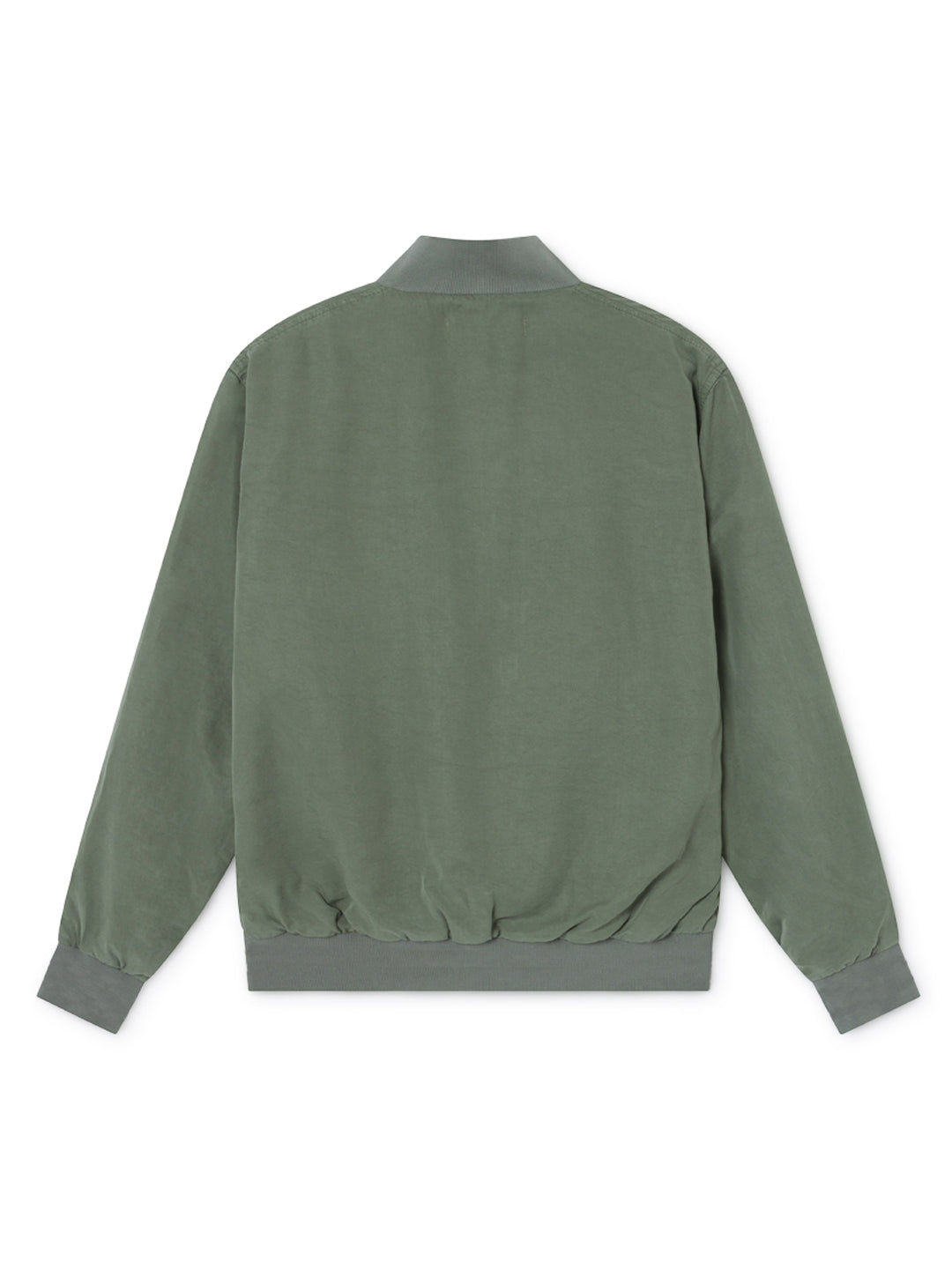 TWOTHIRDS Womens Jacket: Vulcano - Washed Green back