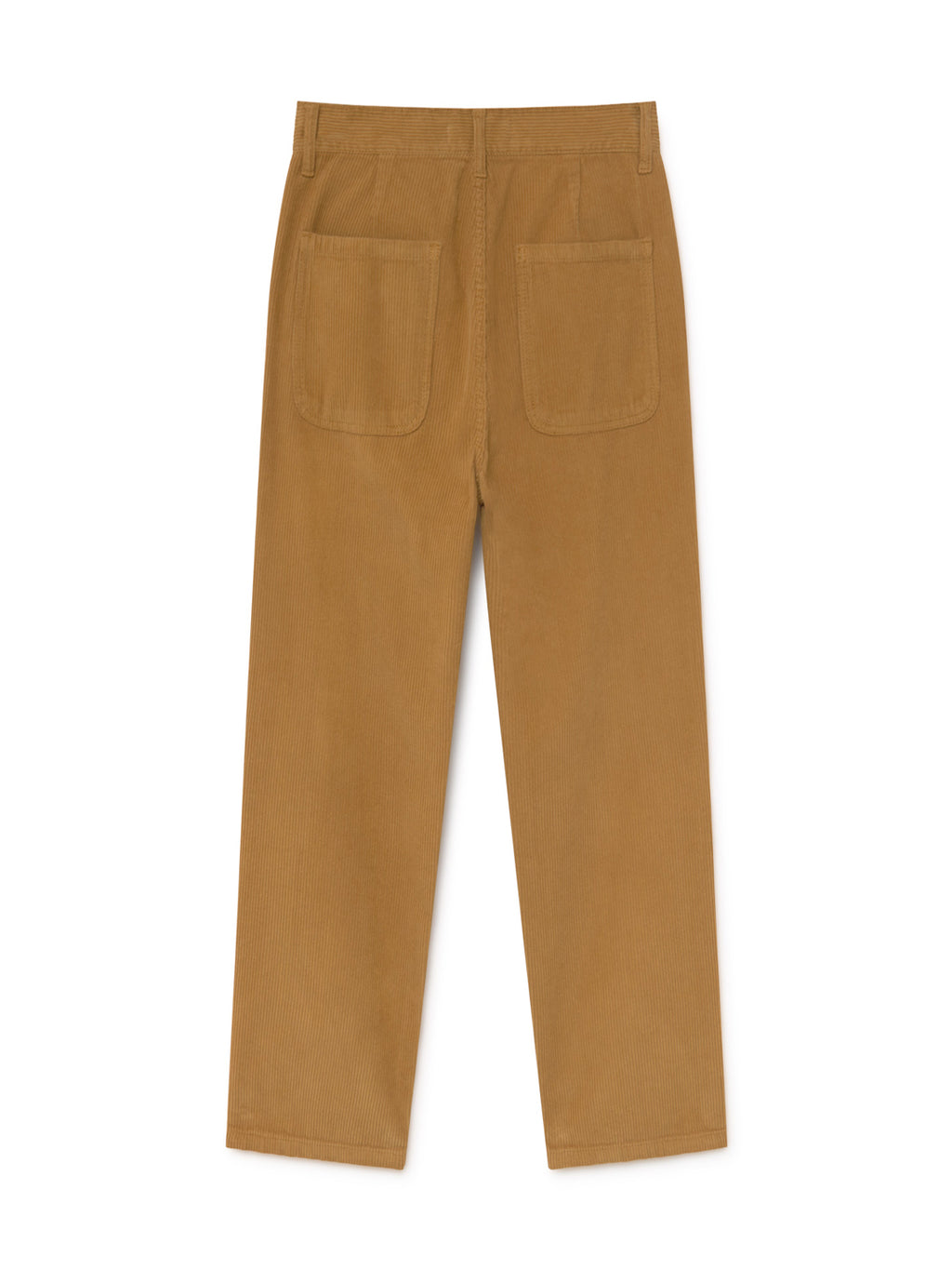 TWOTHIRDS Women Pants: Waglan - Mustard back