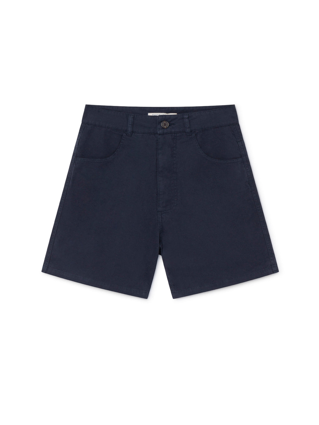 TWOTHIRDS Womens Shorts: Yonaguni - Navy front
