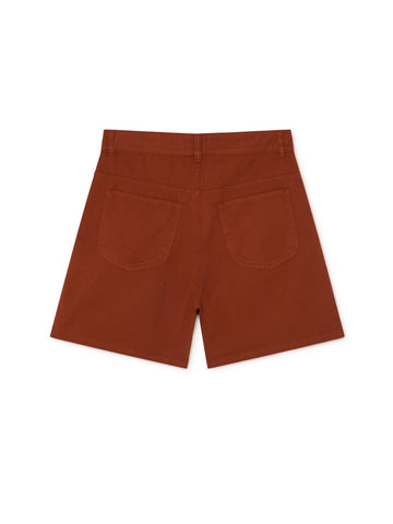 TWOTHIRDS Womens Shorts: Yonaguni - Roof back