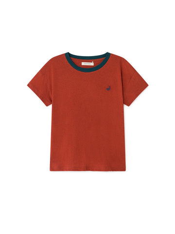 TWOTHIRDS Womens Tee: Ypsili - Picante front