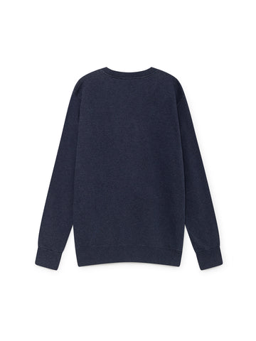 TWOTHIRDS Mens Sweat: Atokos - Navy back